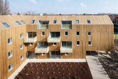 34 social-housing units in Bondy, Bondy, 2010 - Atelier Du Pont
