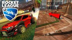 Rocket League Theater! Fun Edit!