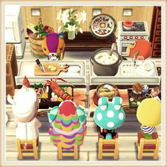 by @pokemori_ichigo on twitter Animal Crossing Pc, Animal Crossing Villagers, Animal Crossing Pocket Camp, Game Place, Happy Home Designer, Post Animal, Only Play, New Leaf, Art Inspo