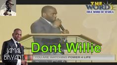 Pastor Jamal Bryant Minitries Sermons 2016 - Dont Willie Lynch Me TWN