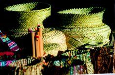 Vannerie du peuple Tarahumara. Mexique-Découverte.com