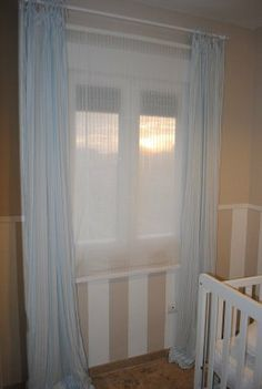 1000 images about cortinas infantiles on pinterest bebe for Cortinas habitacion infantil