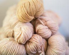 Hand Dyed Yarn - LouisAndJane Hand Dyed Yarn, Etsy