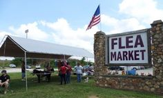 Visit these flea markets for some great deals and unique items.