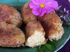 Cucina Panzano: Potato Croquettes