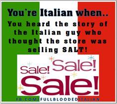 #ItalianProblems!