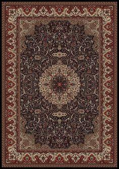 Concord Global Persian Classics Isfehan Rugs | Rugs Direct