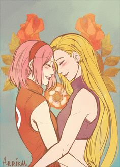 I'm not gonna lie, kinda like this. Probably my second favourite Sakura ship