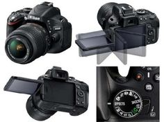 """D5100 Tips and Tricks. How to use the continuous """"burst"""" mode."""