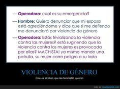 VIOLENCIA DE GÉNERO - Éste es el futuro que las feministas quieren   Gracias a http://www.cuantarazon.com/   Si quieres leer la noticia completa visita: http://www.estoy-aburrido.com/violencia-de-genero-este-es-el-futuro-que-las-feministas-quieren/