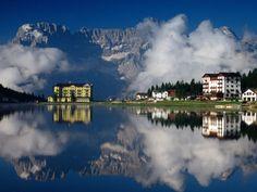 Misurina Lake - Italian Alps Belluno