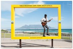 Jason Tamba - Playing For Change Table Mountain, Cape Town, South Africa, Change, Baseball Cards, Sports, Photography, Musik, Hs Sports