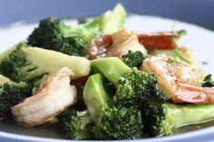 This Broccolini with Lemon Shrimp is super simple and provides a clean flavor leaving you light but satisfied.