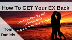 Getting Your Boyfriend Back - Take a look at this video if you want to know secrets of how to get your ex back after a breakup. And, if you have a unique situation, then visit my main website below or from the video, and you can learn what you need for how to win back your ex here: www.reignitedrela... - How To Win Your Ex Back Free Video Presentation Reveals Secrets To Getting Your Boyfriend Back