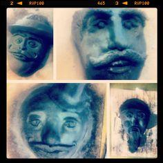 Clay masks (air dry)