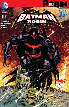 Batman and Robin 35