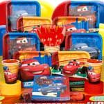 Racecar Party Theme: Cars paper goods — Linda Kaye's Partymakers