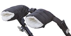Cozy Infant Stroller Hand Muffs for Parents and Caregiver...