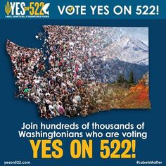 Join us in sharing and voting for the TRUTH! Learn More Here: www.yeson522.com