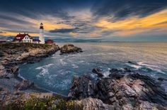 20 Astonishing Lighthouse Photography – DesignSwan.com