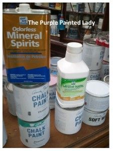 When prepping cabinets before painting use odorless mineral spirits but NOT the white bottle. It doesn't work as well as the other can (per The Purple Painted Lady) Cleaning Wood Furniture, Cleaning Painted Walls, Cleaning Walls, How To Clean Furniture, Chalk Paint Furniture, Cabinet Furniture, Cleaning Tips, Kitchen Furniture, Furniture Stores