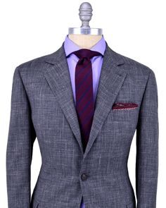 BRUNELLO CUCINELLI  because the fiancé wants purple themed wedding... i might consider it. LOL noooo