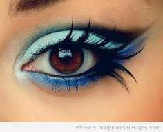 maquillaje de ojos - Buscar con Google
