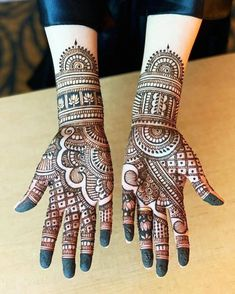 50 Most beautiful Amritsar Mehndi Design (Amritsar Henna Design) that you can apply on your Beautiful Hands and Body in daily life. Back Hand Mehndi Designs, Latest Bridal Mehndi Designs, Full Hand Mehndi Designs, Mehndi Designs Book, Mehndi Designs 2018, Modern Mehndi Designs, Mehndi Designs For Girls, Mehndi Designs For Beginners, Mehndi Design Photos