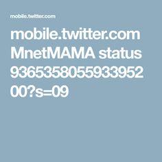 mobile.twitter.com MnetMAMA status 936535805593395200?s=09