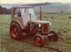 Traktori pellolla #traktorit #tractor #Zetor