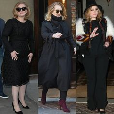 ninos-adele-03 Adele Photos, Apple Shape Fashion, True Detective, Taylor Swift, Amazing Women, Famous People, Singers, What To Wear, Beauty