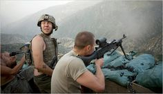 Film - 'Restrepo' - One Platoon's Deadly Post in Afghanistan - NYTimes.com