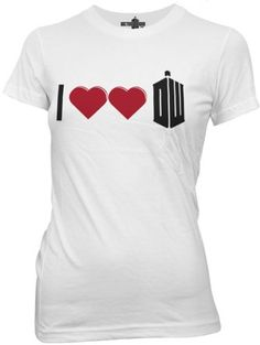 Doctor Who T-Shirt - I Double Heart Dr Who Juniors Tee S Doctor Who,http://www.amazon.com/dp/B009SCQZ32/ref=cm_sw_r_pi_dp_fwPKsb0GPM6PQ910