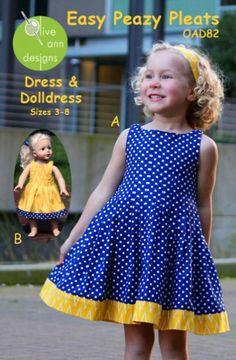 easy peasy pleats dress