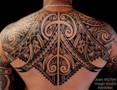 30 Pictures of Samoan Tattoos