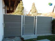 system wpc tor | garten | pinterest | gates and gardens, Moderne
