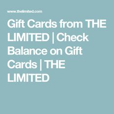 Michaels Gift Card Balance Information. Company overview plus gift ...