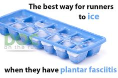 Ice is often used by runners to decrease inflammation. Learn best strategies for icing and how Doc On The Run uses specific contrast bath, routines to remove swelling from the foot and ankle and speed healing after a running injury.
