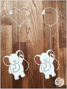 50% SALE!! 5 x Elephant & Balloon SVG PDF Designs - Papercutting Vinyl Template Commercial Use - new baby - baby svg - teddy papercut