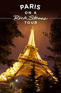 The Rick Steves Best of Paris Tour begins on Day 1 with a panoramic tour of the City of Light aboard a private bus.
