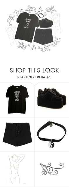 """I'm so tired"" by makennahanner ❤ liked on Polyvore"