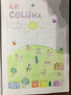 La collina | Blog di Maestra Mile Earth Science, Geography, Bullet Journal, History, Blog, 3, Georgia, Halloween, School