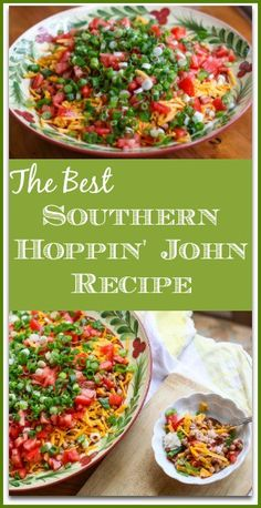 The Best Ever Southern Hoppin' John Recipe