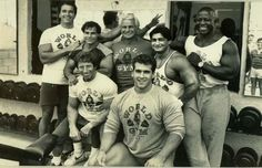 world gym legends
