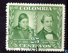 Colombia [COL] - Famous People 1947