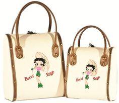 Betty Boop Purse Hardcase Set of 2 Pretty Style - http://www.amazon.com/gp/product/B005NOEIEC/ref=as_li_qf_sp_asin_il_tl?ie=UTF8&camp=1789&creative=9325&creativeASIN=B005NOEIEC&linkCode=as2&tag=lunabellaswor-20&linkId=WHMN5PEPXVQWOF7E