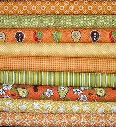 Half Yard Bundle of the Decadence & Daydream by SistersandQuilters, $37.88