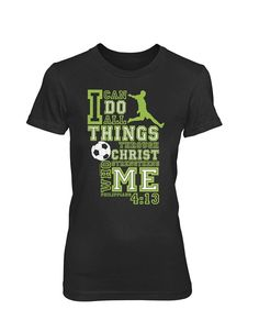 girls+soccer+tshirts | home t shirts soccer i can girls fitted
