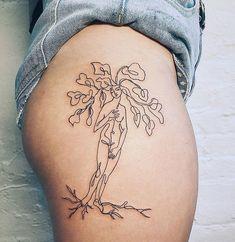 Artist: Mira Mariah Dream Tattoos, Future Tattoos, Body Art Tattoos, New Tattoos, Small Tattoos, Cool Tattoos, Tatoos, Sweet Tattoos, Piercing Tattoo