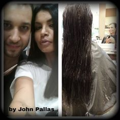 #Nina Lotsari Haircut